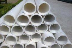 PVC塑料通风管闭水试验